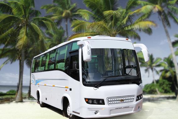 20 Seater Mini Bus